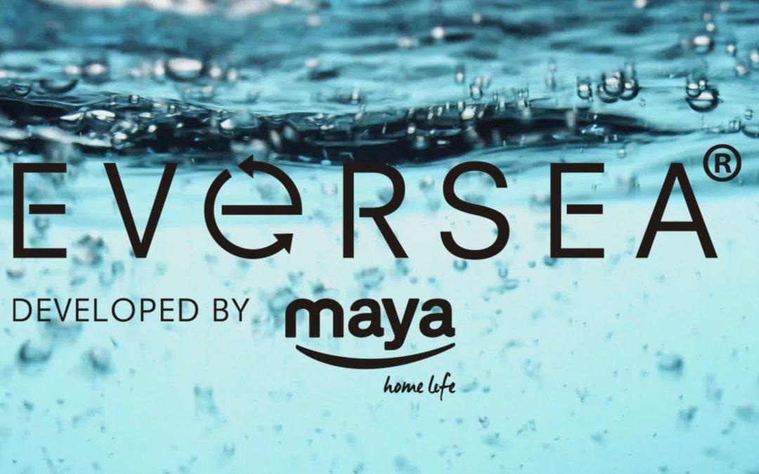 Maya con el medio ambiente en el Día de los Océanos
