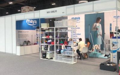 Maya en Intergift con las últimas novedades