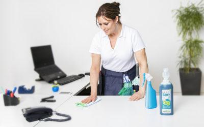 La limpieza y la desinfección fundamentales en todo tipo de negocios