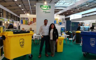 Maya Green Solutions todas las novedades en reciclaje